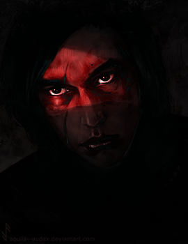 You are a monster... Yes, I am. by Aquila--Audax