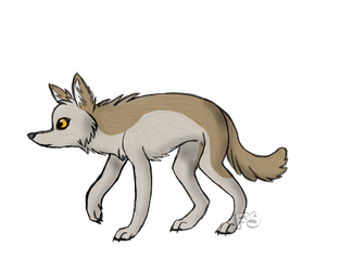Wolfy Wolf-Thing by Faux-Storm