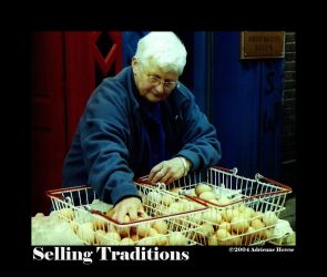 Selling Traditions by Loxly