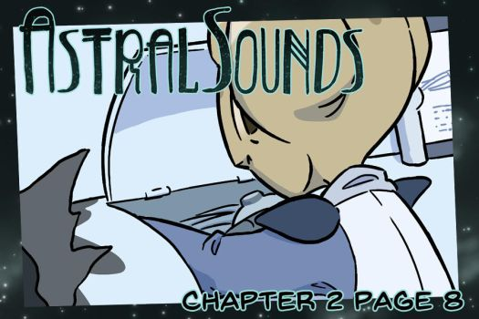 AstralSounds Chapter 2 Page 8 (Preview) by The-Snowlion