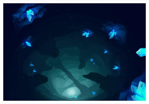 Project TP Tunnel Concept Art by ledious