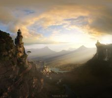 2fm matte painting by Yohan-2014