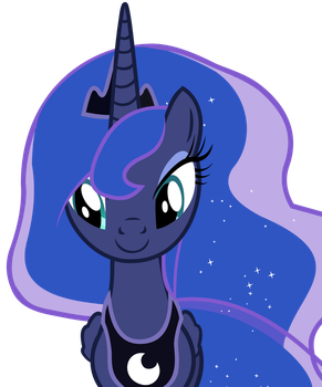 Vector #8 - Princess Luna by DashieSparkle
