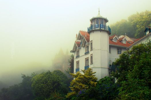 Sintra Rising by A2Matos