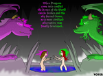 MCing Dragon Duel by hypnovoyer