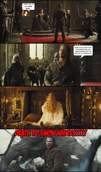 Snow White and the Huntsman - reasons 2 by yourparodies