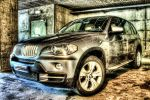 BMW X3 by snapboy