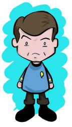 Star Trek TOS: Chibi McCoy by sweetvillain