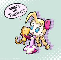 What's Up Pussycat by MutantPenguin