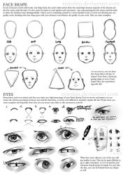 Tutorial: Face and Hair (Page 2) by ReiRobin