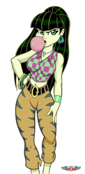 Honky Tonk Shego by Phillip-the-2