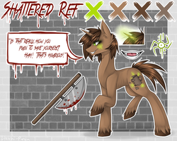 Shattered Ref by iSketchi