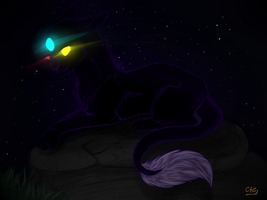 AT: Darker then the night by SomberAid