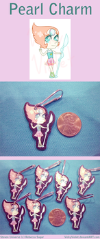 Pearl Charm by VickyViolet