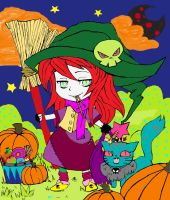 Halloween Color by I230
