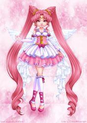 Chibiusa Color by ChildOfMoonlight