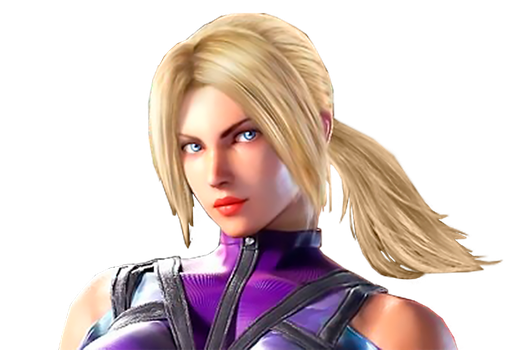 Nina Williams Render - Tekken Mobile Game. by MaryLander97