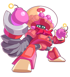 Commission: Candy Man by ultimatemaverickx