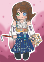 Yuna by moonshadebutterfly