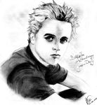 Billie Joe Armstrong by asia-k