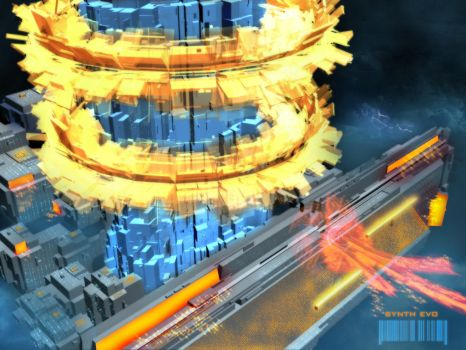 The Firewall:Intrusion by Soleil5150