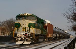 Southern Heritage(NS 8099) as the DPU by JamesT4