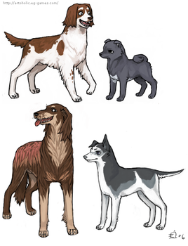 Bleach Doggies 9 by emlan