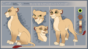 Cara- Reference Commission by Kitchiki