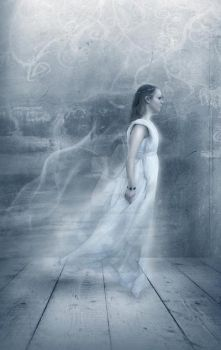 Ghost by MelissaGriffin
