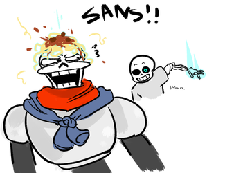 an open letter to all sad papyrus aus by i-am-not-a-r0b0t