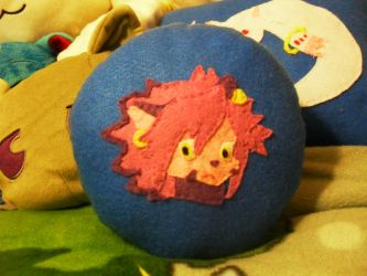 Elh Pillow by 1Meh1