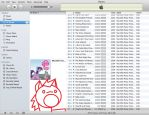 iTunes Oops by OtakuSquirrel