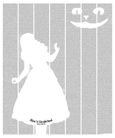 Alice's Adventures Wonderland by postertext
