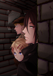 That Butler: Escaping by namisiaa