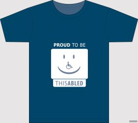 Proud to be disabled by robodesign