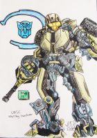 Halo Transformer by zwaard-drager