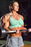 Lisa Marie Pumping it up by jderril