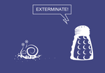 EXTERMINATE by Urnam-BOT