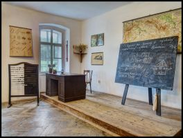Old classroom by Pildik