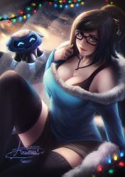 Winter Mei .nsfw opt. by Axsens