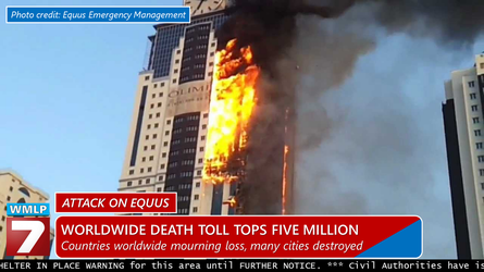Worldwide Death Toll Tops Five Million by bobby165324