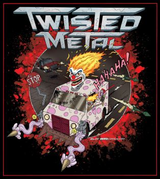 Twisted Metal Colors by AlecFritz