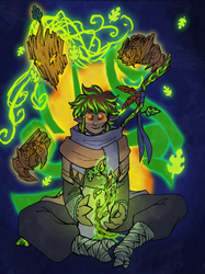 Waymaker Chronicles- Keeper of the Oak by Spirogs