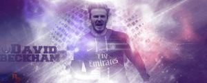 David Beckham Signature by napolion06