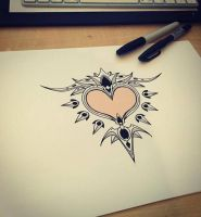 heart design by Anny-D
