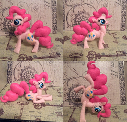 Pinkie Pie (felt doll) by MichelleBergeron