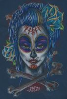 Day of the Dead by SidneyRoberts