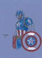 Captain America by MetaWorks