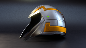 MOTU - Man-At-Arms' Helmet -1 by paulrich