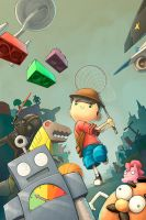 Toy Hunters - Expo Juguete 2014 by ivanev